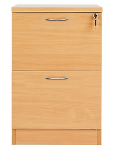 Wood Fraction Plus Filing Cabinet